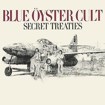 Blue Oyster Cult - Secret Treaties [CD] USA import