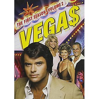 Vega$: Ssn 1 Vol 2 [DVD] USA import