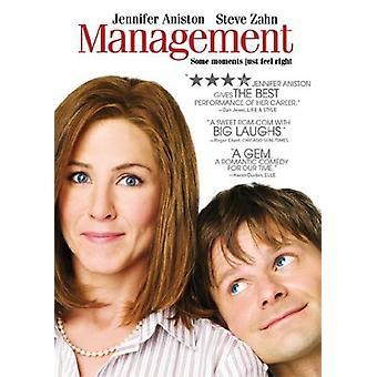 Import USA zarządzania [DVD]