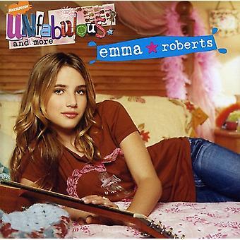 Emma Roberts - Unfabulous & More: Emma Roberts [CD] USA import
