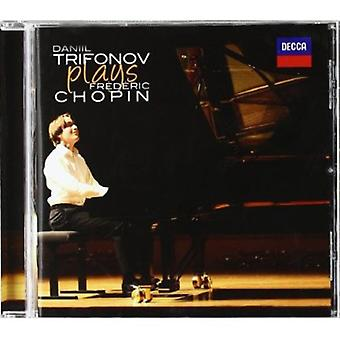 Daniil Trifonov - Daniil Trifonov Plays Fr D Ric Chopin [CD] USA import