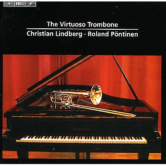 Christian Lindberg - import USA wirtuoz puzonu [CD]