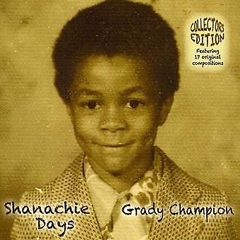 Grady Champion - Shanachi dagen [CD] USA import