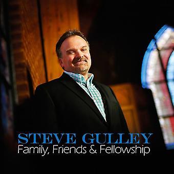 Steve Gulley - familie venner & stipendium [CD] USA import