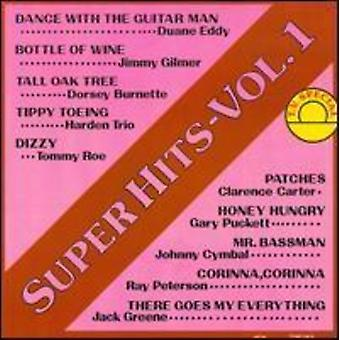 Super Hits - Vol. 1-Super Hits CD] USA importerer