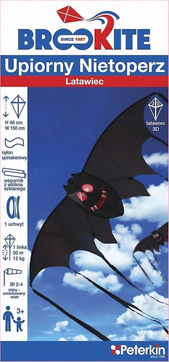 Brookite 2017 Spooky Bat Kite