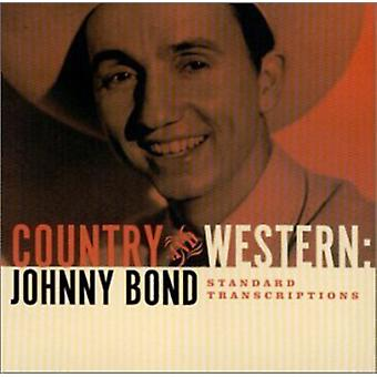 Johnny Bond - Country & Western [CD] USA import
