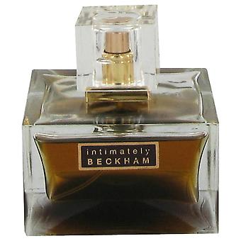 David Beckham Men Intimately Beckham Eau De Toilette Spray (Tester) By David Beckham