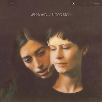 Jenny Hval - blod tæve [CD] USA import