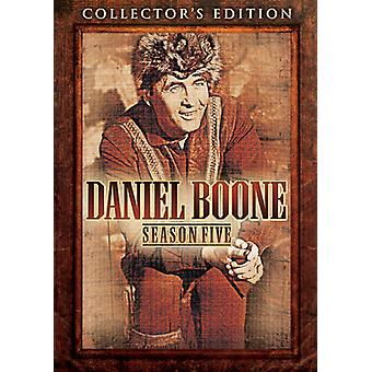 Daniel Boone: Season 5 [DVD] USA import