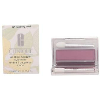 Clinique All About Shadow Soft Matte Ca-Rasperry Beret 2.2 Gr