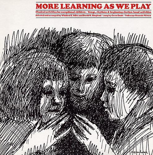 Gwen Ennis - More Learning as We Play: Musical Activies for Exc [CD] USA import