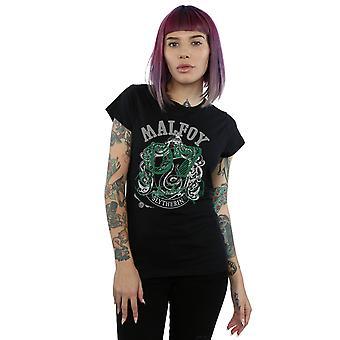 Harry Draco Malfoy buscador t-shirt Potter mujeres