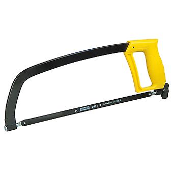 Stanley 1-15-122 Contractors Hacksaw Enclosed Grip 12 Inch