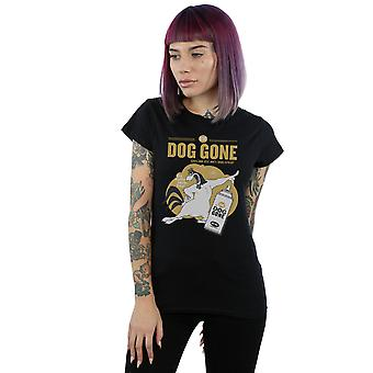 Looney Tunes Women's Foghorn Leghorn Dog Gone T-Shirt