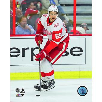 Danny DeKeyser 2017-18 Action Photo Print