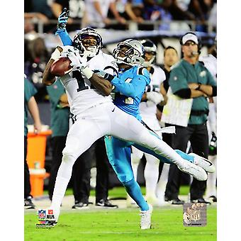 Alshon Jeffery 2017 Action Photo Print