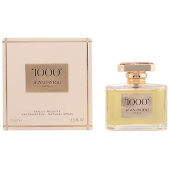 Jean Patou 1000 Edt Vapo 75 Ml (Woman , Perfume , Women´s Perfumes)