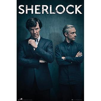 شرلوك-طباعة الملصقات ملصق الموسم 4