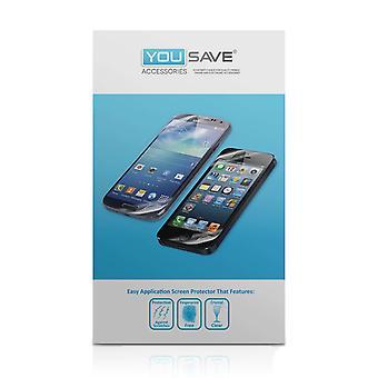 Yousave LG L5 Ii pantalla protectores-3 Pack