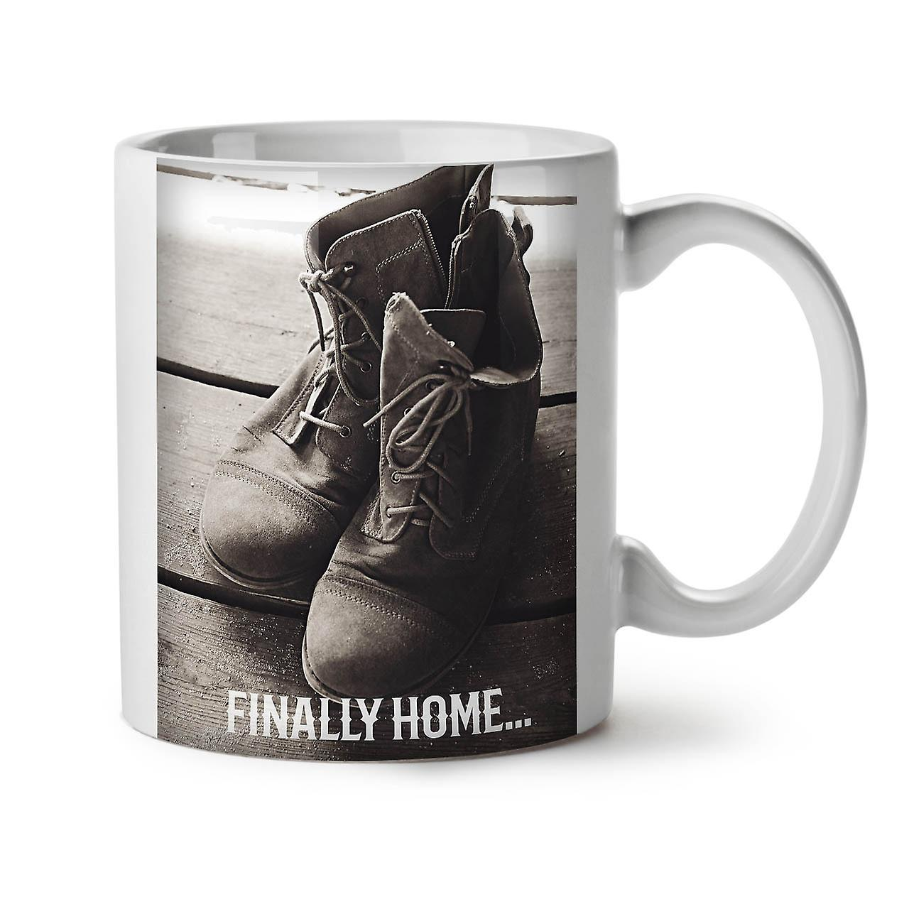 Ceramic Hippie New Home Shoe White Mug OzWellcoda Tea 11 Coffee N8wmPvnOy0