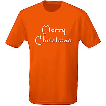 Merry Christmas Xmas Kids Unisex T-Shirt 8 Colours (XS-XL) by swagwear