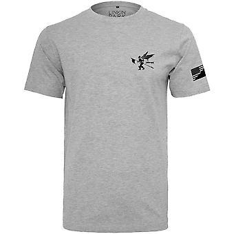 Merchcode camisa - Linkin Park bandera gris