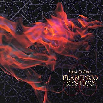 Gino D'Auri - Flamenco Mystico [CD] USA import