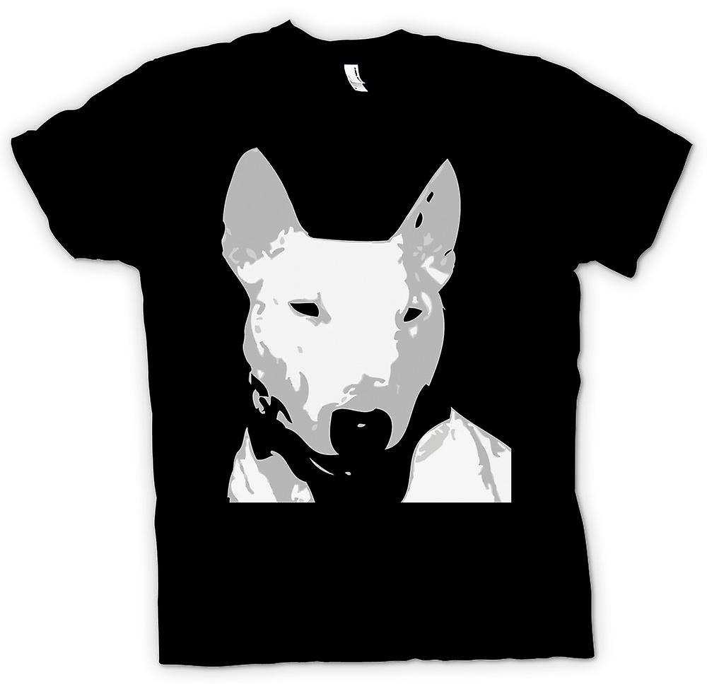 Womens T-shirt - English Bull Terrier - Pet Dog