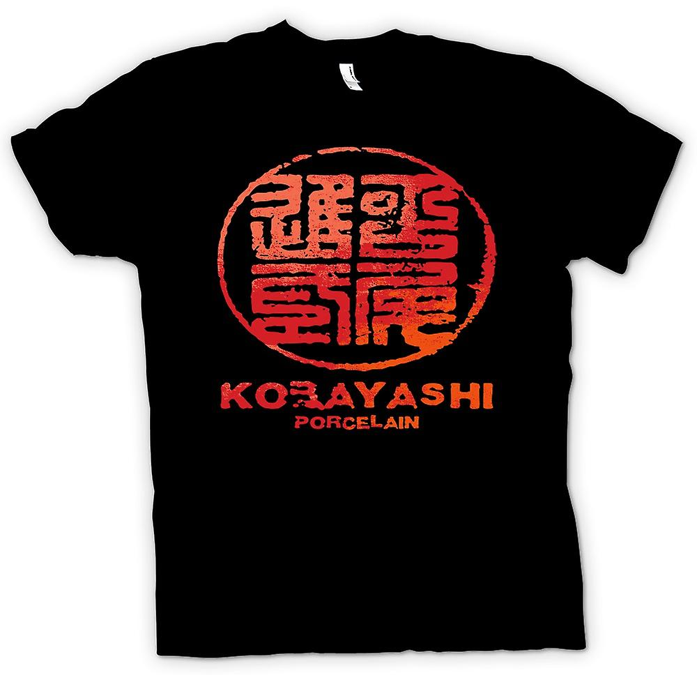 Mens T-shirt - Kobayashi Porcelain - Unusual Suspects - Movie