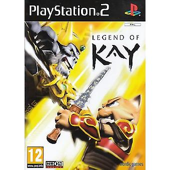 Legenden om Kay (PS2)