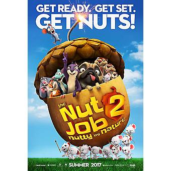The Nut Job 2 Movie Poster (11 x 17)