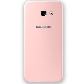Cover batteria Samsung per Galaxy A3 2017 A320F GH82 13636 D batteria coperchio + cuscinetto adesivo rosa