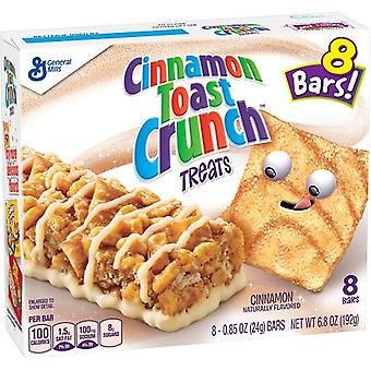 Cinnamon Toast Crunch Flavored Cinnamon Bars Treats