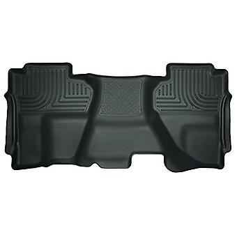 Husky Liners 3rd Seat Floor Liner Fits 14-18 Silverado/Sierra 1500 Double Cab