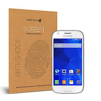 Celicious Impact Anti-Shock Shatterproof Screen Protector Film Compatible with Samsung Galaxy Ace 4