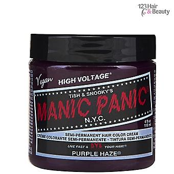 Manic Panic Manic Panic Semi Permanent Hair Color - Purple Haze