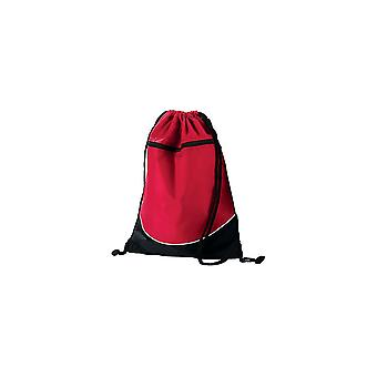 Augusta 1920 Tri-Color Drawstring Backpack