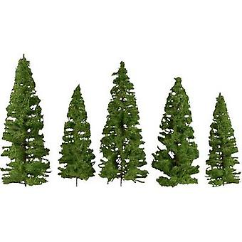 Tree set Spruce 70 up to 140 mm NOCH 0024501