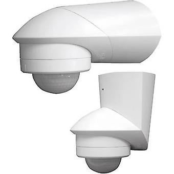 Grothe 94531 Surface-mount PIR motion detector 240 ° Relay White IP55