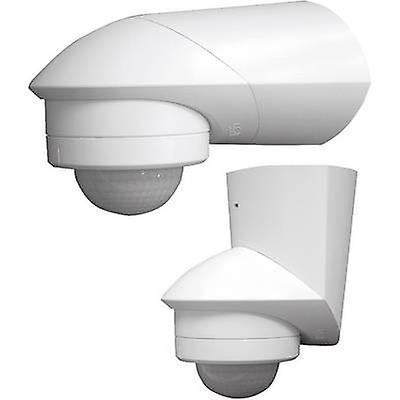 Détecteur de mouvement PIR de montage en Surface Grougehe 94531 240 ° relais blanc IP55