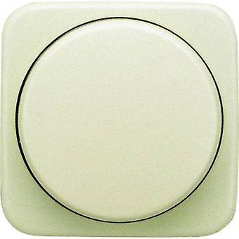 Busch-Jaeger Cover Dimmer Duro 2000 SI, Duro 2000 SI Linear Cream-white