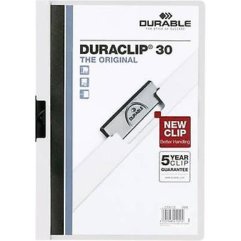 Durable Duraclip Presentation Folder A4