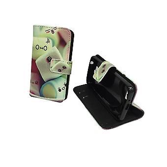 Celular capa case para celular Huawei Y3 II / 2 letras marshmallow