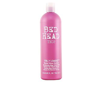Tigi Fully Loaded Shampoo Tween 750ml Unisex New Sealed Boxed