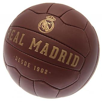 Real Madrid Retro Heritage Football