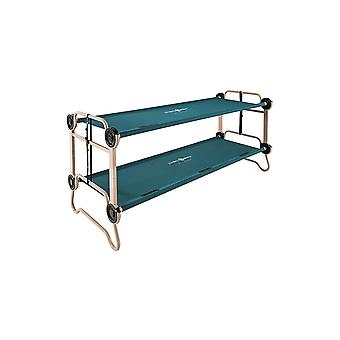 Disc-O-Bed Cam-O-Bunk Large Adult Bunk Double Camp Bed