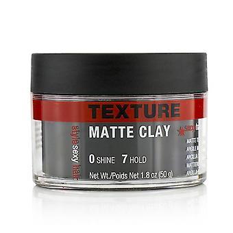 Концепции сексуальные волосы стиль сексуальные волосы матовой глины матовые текстурирование глины - 50g/1.8 oz
