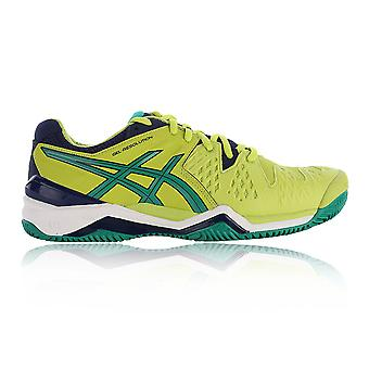 Asics Gel-Resolution 6 Clay Court Tennis Shoes