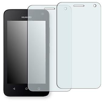 Huawei Ascend Y3 display protector - Golebo crystal clear protection film